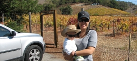 cynthia-kummer-cooper-kummer-taking-a-break-at-the-vineyard