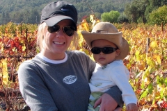 Vineyard Visitors